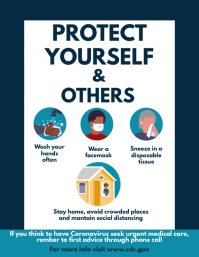 protect yourself & others from coronavirus