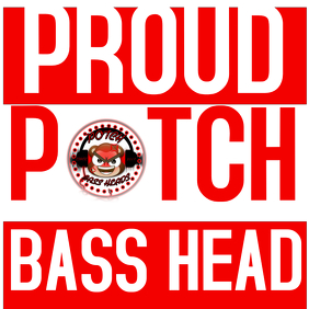 proud potch bass head