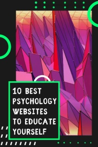 Psychology Blog Post Pinterest Pin