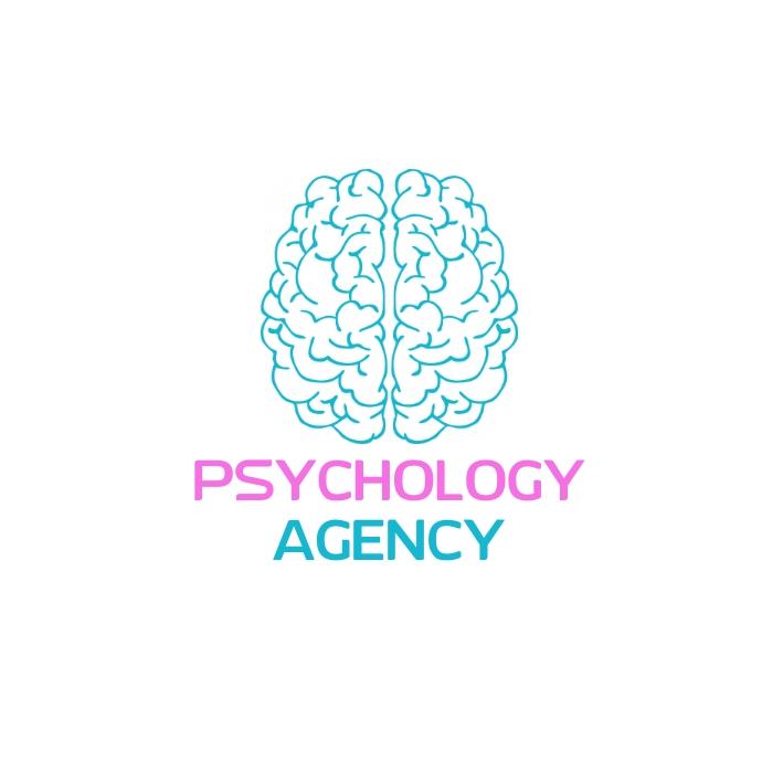 Psychology Logo Logotipo template