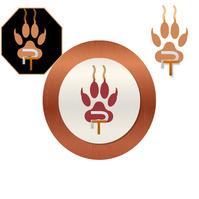 PT Token Design Template Logo