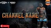 Pubg Thumbnail template