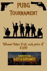 PubG Tournament