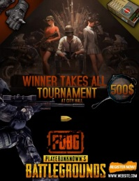 PUBG TOURNAMENT TEMPLATE