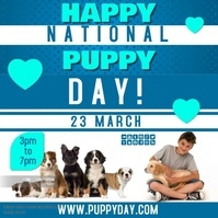 Puppy day video 1