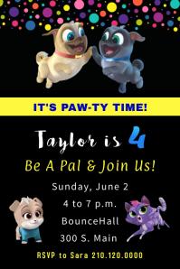 Puppy Dog Pals VIP