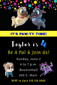 Puppy Dog Pals VIP