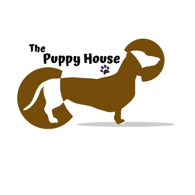 puppy house logo