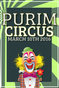 Purim Circus