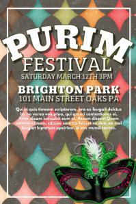 Purim Festival