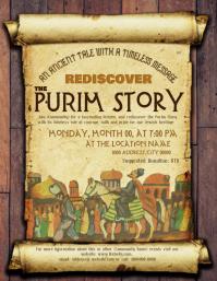 Purim Lecture