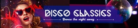 Purple Disco Classics Soundcloud Banner