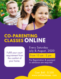 Purple Online Parenting Classes Workshop