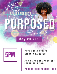 Purposed conference