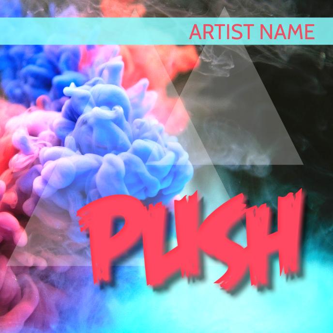 PUSH MUSIC ALBUM COVER