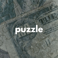 Puzzle Grunge texture Album Song Cover Art ปกอัลบั้ม template