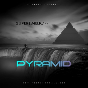 Pyramyd Waterfall Mixtape Cover