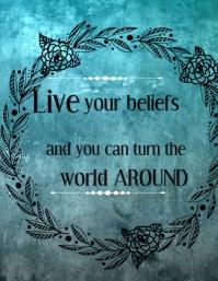 Qoutes for beliefs