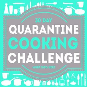 Quarantine Cooking Challenge