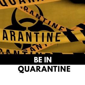 Quarantine Video Flyer