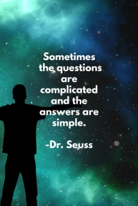 questions&answers; dr seuss