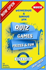 QUIZ & FUN DAY