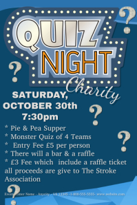 Quiz Night Charity