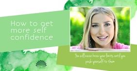 Quotes Motivational Dreams Coach Ad Imagen Compartida en Facebook template