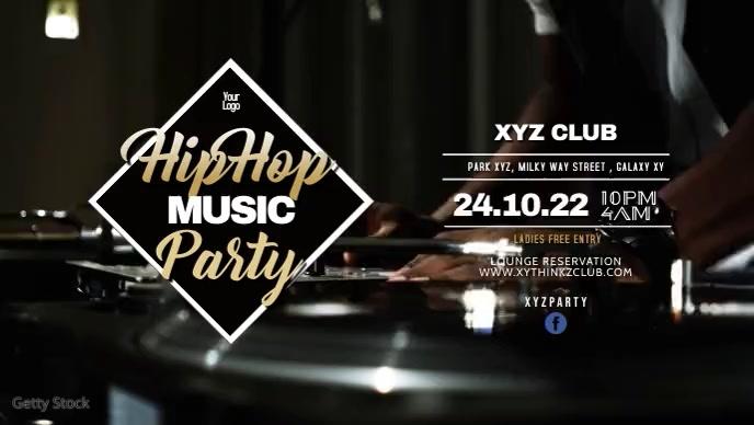 R&B Rnb r'n'b Hip Hop Music Party Club