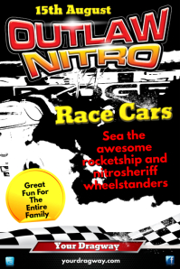 Race cars Poster