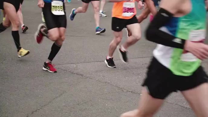racer are running on the road video YouTube 缩略图 template