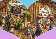 Radha Krishna A4 template