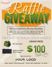 Raffle Giveaway