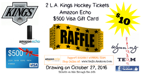 Raffle Ticket Fundraiser