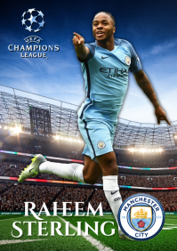 Raheem Sterling Man City