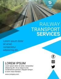 RAILWAY TRANSPORT VIDEO AD
