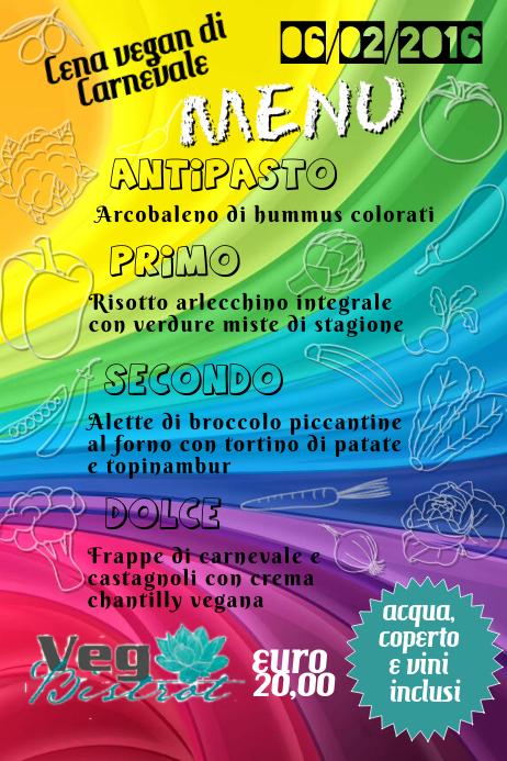 Rainbow Menu