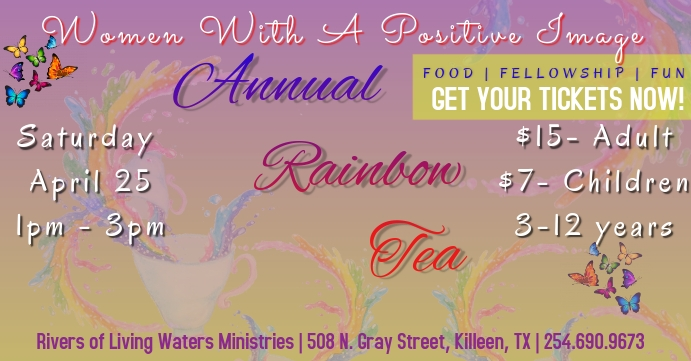 Rainbow Tea Food Fellowship