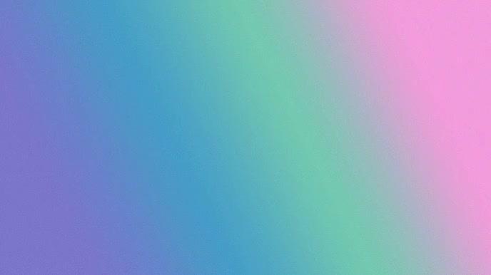 Rainbow Textured Grain Gradients Digitale Vertoning (16:9) template