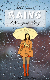Rainy day book cover/album