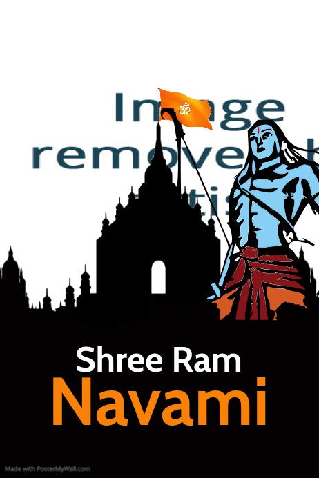 Ram Navami Template