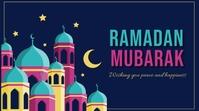 Ramadan, event Twitter Plasing template