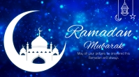 Ramadan, event Blog Header template