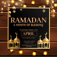 ramadan,eid Isikwele (1:1) template