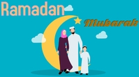 ramadan,event Display digitale (16:9) template