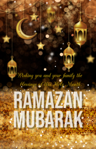 Ramadan,ramazan História do Instagram template