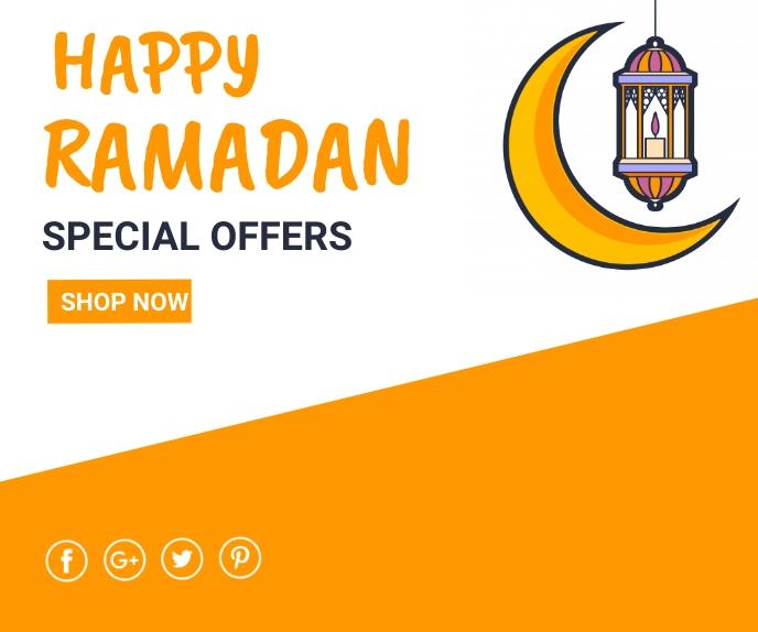 Eid, event,eid-ul-adha,eid al adha,Ramadan Большой прямоугольник template