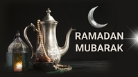 Ramadan Twitter Plasing template