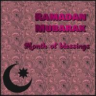 ramadan Albumcover template