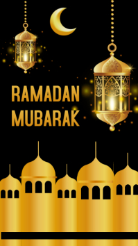 Ramadan,eid História do Instagram template